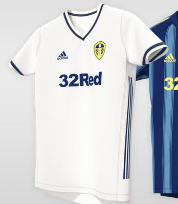 divise calcio Leeds United FC home 2020–2021   maglie calcio e ...